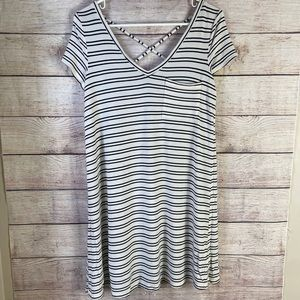 American Eagle Small Soft and Sexy Striped Dress